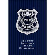 Behind the Badge by Davis, Adam, 9781424556465