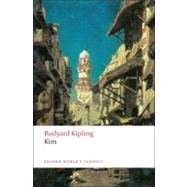 Kim by Kipling, Rudyard; Sandison, Alan, 9780199536467