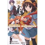 The Melancholy of Haruhi Suzumiya, Vol. 20 (Manga) by Tanigawa, Nagaru; Tsugano, Gaku; Ito, Noizi, 9780316336468
