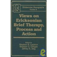 Views On Ericksonian Brief Therapy by Lankton,Stephen R., 9780876306468