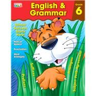 Brighter Child English & Grammar by Brighter Child; Carson-Dellosa Publishing LLC, 9781483816470