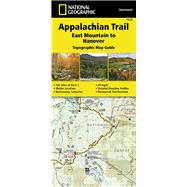 Appalachian Trail, East Mountain to Hanover- Vermont by National Geographic Maps - Trails Illustrated, 9781597756471