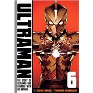 Ultraman 6 by Shimizu, Eiichi; Shimoguchi, Tomohiro, 9781421586472