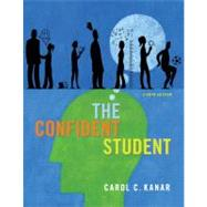The Confident Student by Kanar, Carol C., 9781133316473