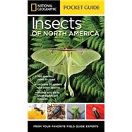 National Geographic Pocket Guide to Insects of North America by Evans, Arthur V., 9781426216473