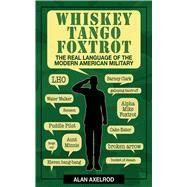 WHISKEY TANGO FOXTROT PA by AXELROD,ALAN, 9781620876473