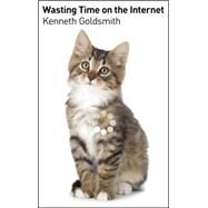 Wasting Time on the Internet by Goldsmith, Kenneth, 9780062416476