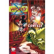 Disney Graphic Novels #5: X-Mickey #2 by Sisti, Alessandro; Ambrosio, Stefano; Turconi, Stefano; Perina, Alessandro; Enna, Bruno, 9781629916477
