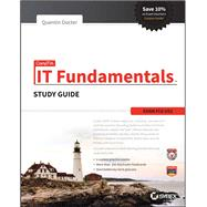 Comptia It Fundamentals by Docter, Quentin, 9781119096481