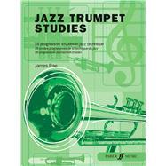 Jazz Trumpet Studies by Rae, James (COP), 9780571526482