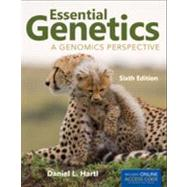 Essential Genetics: A Genomics Perspect by Hartl, Daniel, 9781449686482