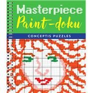 Masterpiece Paint-doku by Unknown, 9781454916482