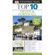Top 10 Devon and Cornwall by Andrews, Robert ; Hicks, Nigel ; Plumer, 9781465426482