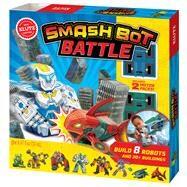 Smash Bot Battle by Unknown, 9780545906487