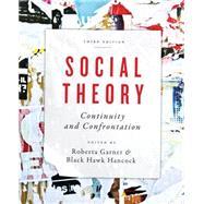 Social Theory by Garner, Roberta; Hancock, Black Hawk, 9781442606487