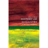 The History of Chemistry: A Very Short Introduction by Brock, William  H., 9780198716488