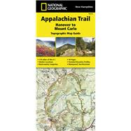 Appalachian Trail, Hanover to Mount Carlo- New Hampshire by National Geographic Maps - Trails Illustrated, 9781597756488