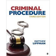 Criminal Procedure by Lippman, Matthew, 9781506306490