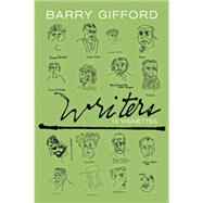 Writers by Gifford, Barry, 9781609806491