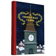 A Christmas Carol by Dickens, Charles; Bryksenkova, Yelena, 9781452136493
