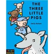 The Three Little Pigs by Bolam, Emily, 9781910126493