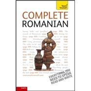 Complete Romanian: A Teach Yourself Guide by Deletant, Dennis; Alexandrescu, Yvonne, 9780071756495