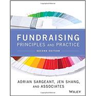 Fundraising Principles and Practice by Sargeant, Adrian; Shang, Jen, 9781119196495