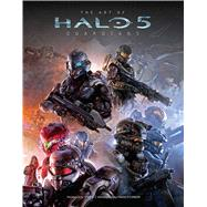 The Art of Halo 5: Guardians by Unknown, 9781608876495