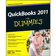 QuickBooks 2011 For Dummies by Nelson, Stephen L., 9780470646496