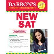 Barron's New SAT by Green, Sharon Weiner; Wolf, Ira K., Ph.D.; Stewart, Brian W., 9781438006499