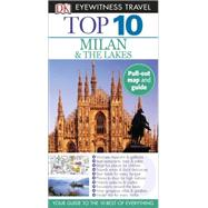 Top 10 Milan & The Lakes by Bramblett, Reid ; Kedzierski, Roberta, 9781465426499