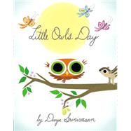Little Owl's Day by Srinivasan, Divya, 9780670016501