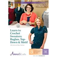 Learn to Crochet Sweaters by Chachula, Robyn, 9781573676502