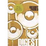 Digest by Pardlo, Gregory, 9781935536505