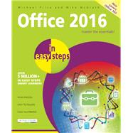 Office 2016 in Easy Steps by Price, Michael; McGrath, Mike, 9781840786507
