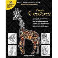 Mosaic Creatures by Luke, Tarah, 9781618946508