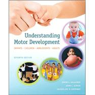 Understanding Motor Development: Infants, Children, Adolescents, Adults by Gallahue, David; Ozmun, John; Goodway, Jacqueline, 9780073376509