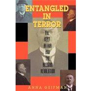 Entangled in Terror by Geifman, Anna, 9780842026512