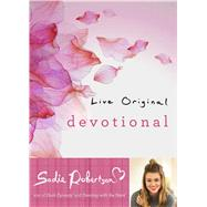Live Original Devotional by Robertson, Sadie, 9781501126512