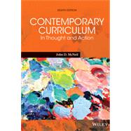 Contemporary Curriculum by McNeil, John D., 9781118916513
