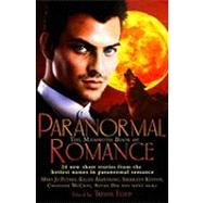 The Mammoth Book of Paranormal Romance by Telep, Tricia, 9780762436514