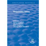 Responsible Selves by Nousiainen,Kevat, 9780815376514