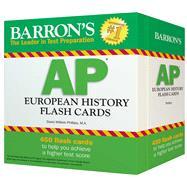Barron's AP European History by Phillips, David William, 9781438076515