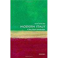 Modern Italy: A Very Short Introduction by Bull, Anna Cento, 9780198726517