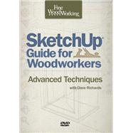 Sketchup Guide for Woodworkers by Richards, Dave, 9781631866517
