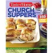 Church Suppers by Taste of Home, 9781617656521
