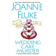 Wedding Cake Murder by Fluke, Joanne, 9781410486523