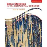 Basic Statistics for the Behavioral Sciences by Heiman, Gary, 9781133956525