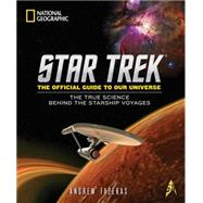 Star Trek The Official Guide to Our Universe by FAZEKAS, ANDREWSHATNER, WILLIAM, 9781426216527