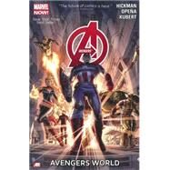 Avengers Volume 1 by Hickman, Jonathan; Opena, Jerome; Kubert, Adam, 9780785166528